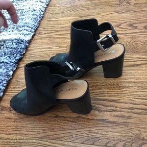 Rampage Shoes - Rampage Heel Booties